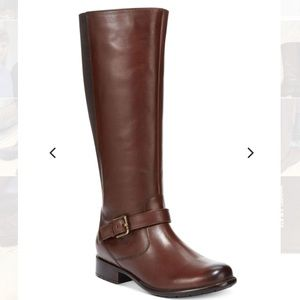 Clarks Collection Women's Plaza Pilot Riding Boots